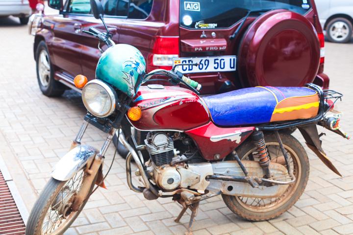 A day in the life in Kampala, Uganda