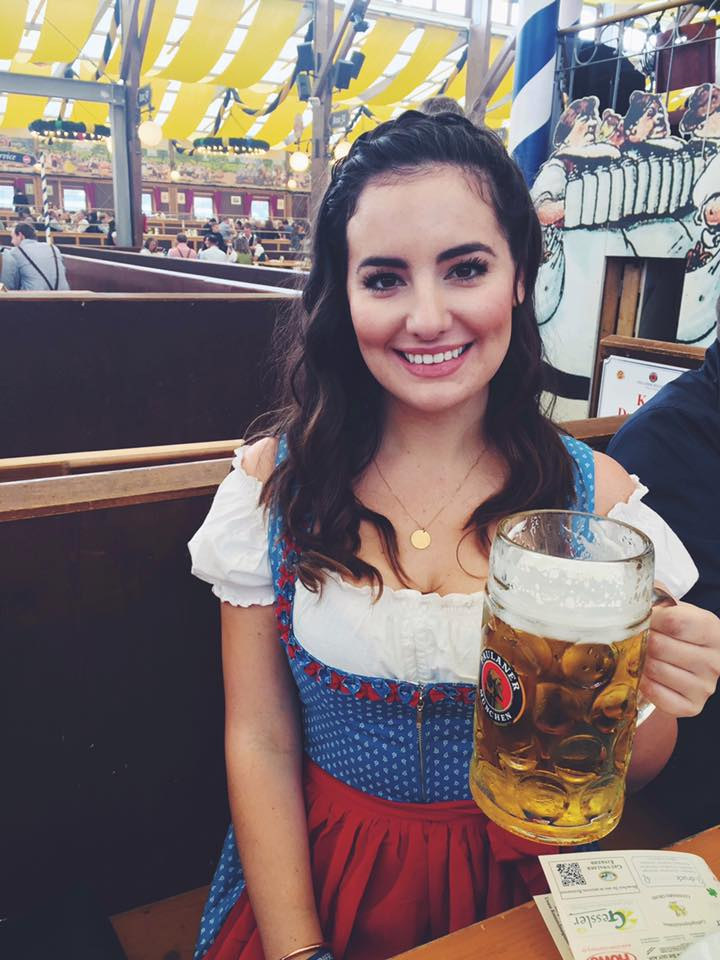 What to Wear to Oktoberfest: A Female Traveler's Packing Guide