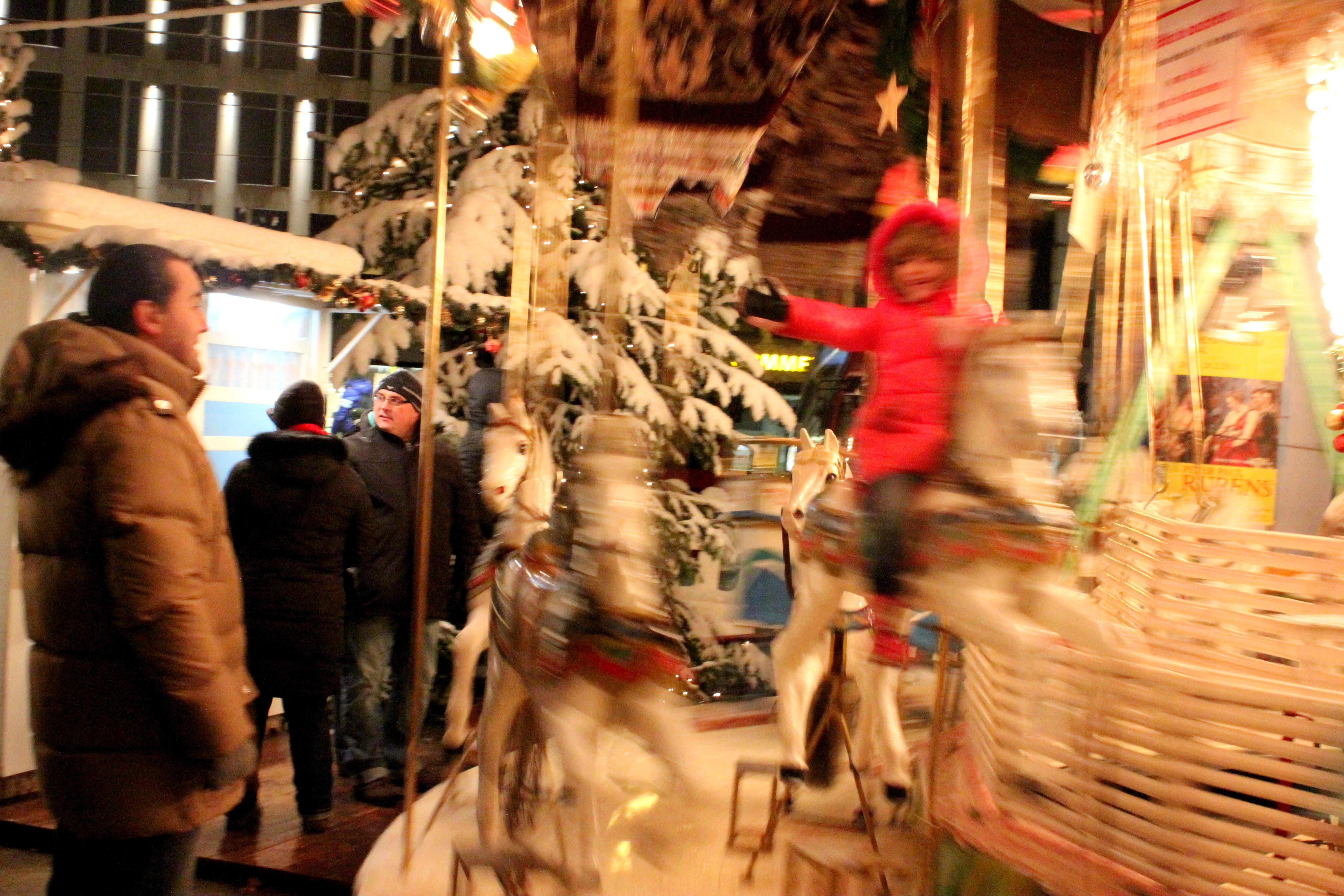 Christmas Market Cologne