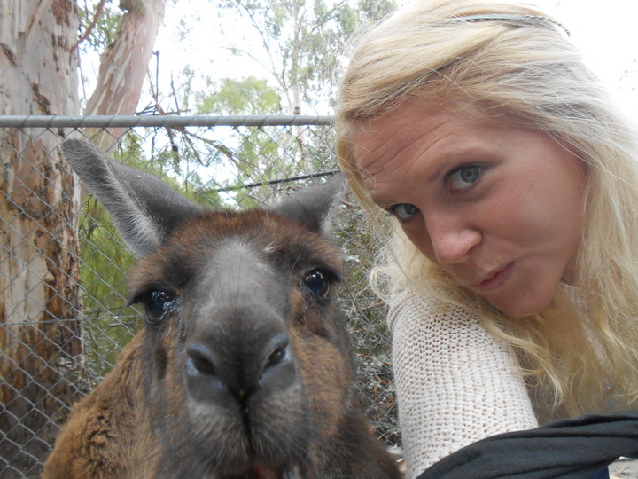 German Au Pair in Australia