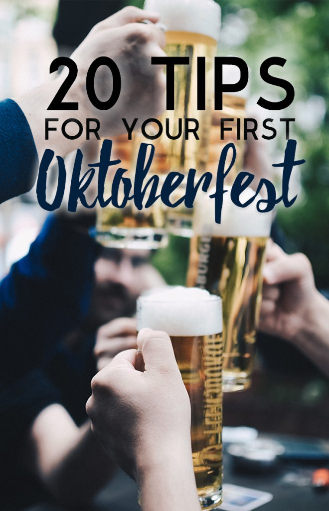 Essential Oktoberfest tips: 20 things you need to know before your first Oktoberfest