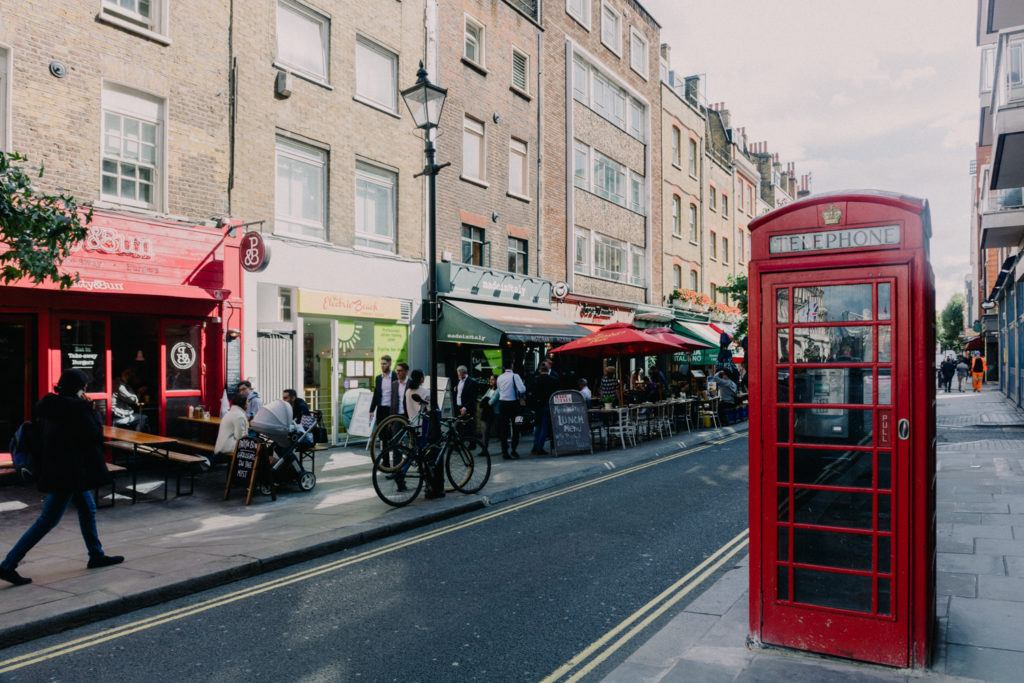 Living in London: An American expat's experience