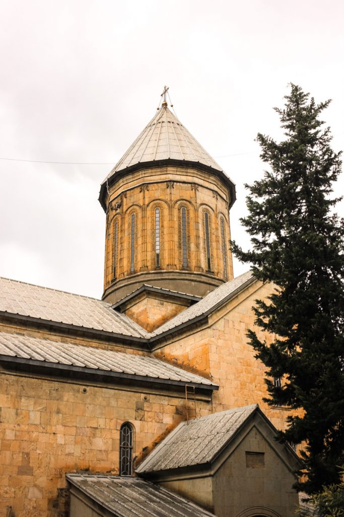 What to do in Tbilisi | St. George's Armenian Cathedral in the old town