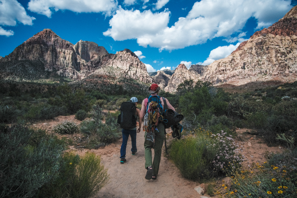 5 Reasons to go camping at Red Rock Canyon, Nevada (only 20 minutes from Las Vegas!)