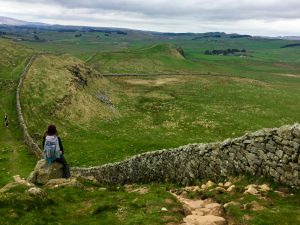 Doing the Hadrian's Wall Hike: What's it like?