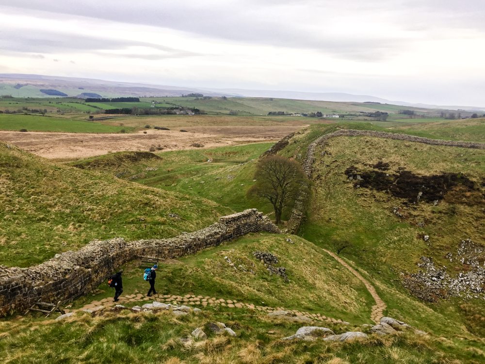 Hadrians Wall Path Guide