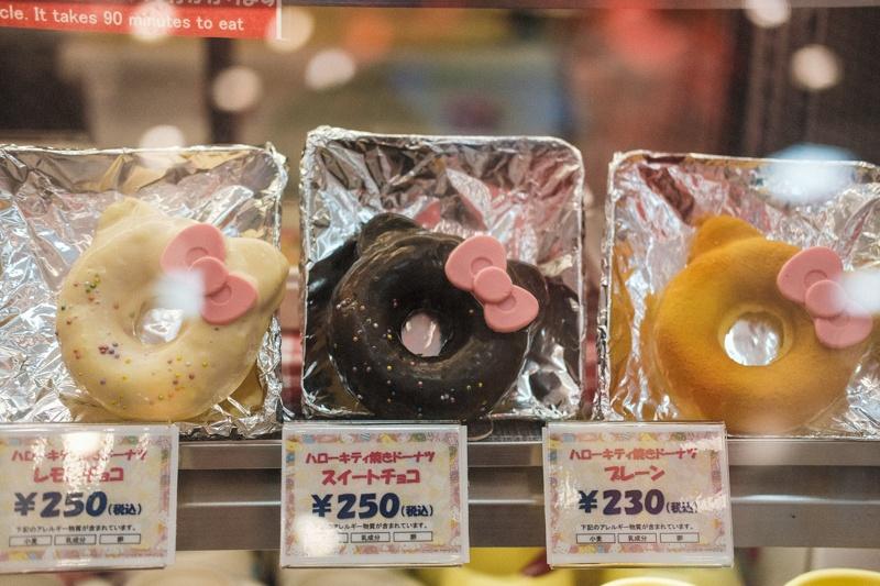 Cutest food in Japan
