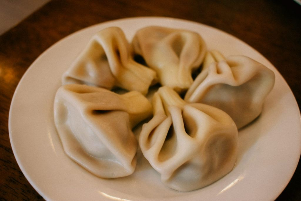 Khinkali, Georgian soup dumplings