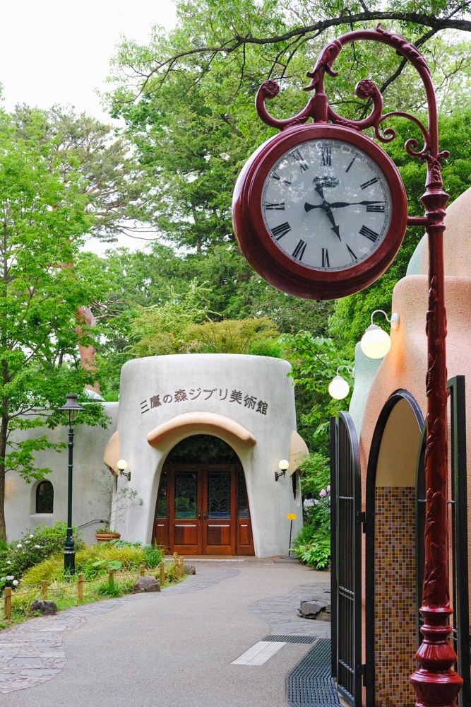 The wonderful Ghibli Museum